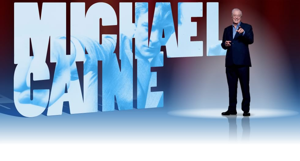 Welcome to the official website for Sir Michael Caine...
